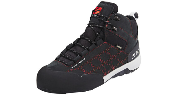 Five Ten Guide Tennie GTX Mid Shoes Men Black/Red